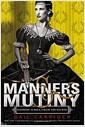 [중고] Manners & Mutiny (Hardcover)