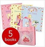 Janey Louise Jones Princess Poppy 5 Books Collection Set (5권, Boardbook)