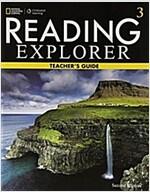 Reading explorer 2/E 3 TEACHER GUIDE (2nd edition)