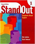 Stand Out 1: Standards-Based English (Paperback, 2)