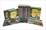 Magic Tree House #1~28 Book + CD + Wordbook Full Set (Papaerback + CD)