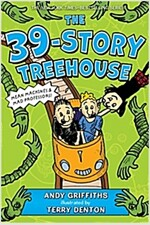 The 39-story Treehouse (Paperback)
