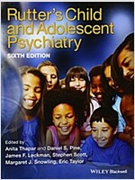 Rutter's Child and Adolescent Psychiatry (Hardcover, 6)