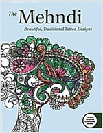 Mehndi: Coloring for Artists (Paperback)