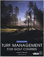 Turf Management for Golf Courses (Hardcover, 2nd, Revised)