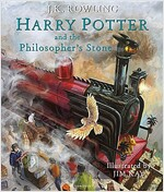 Harry Potter and the Philosopher's Stone (Hardcover, Illustrated ed)