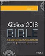 Access 2016 Bible (Paperback)