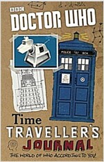 Doctor Who: Time Traveller's Journal (Paperback)