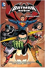 Robin Rises (Hardcover, The New 52)