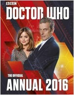 Doctor Who: Official Annual 2016 (Hardcover)