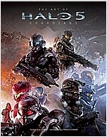 The Art of Halo 5: Guardians (Hardcover)