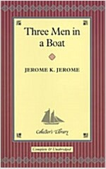 Three Men in a Boat (Hardcover, New ed)