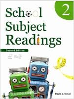 School Subject Readings 2 (Student Book + Workbook + Hybrid CD) (2nd edition)