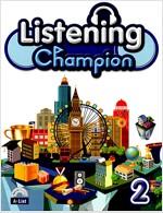Listening Champion 2 (Paperback)