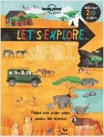 Let's Explore... Safari (Paperback)