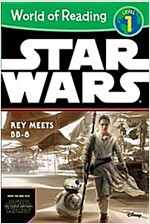 World of Reading Star Wars the Force Awakens: Rey Meets BB-8: Level 1 (Paperback)