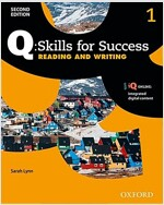 Q Skills for Success: Level 1: Reading & Writing Student Book with IQ Online (Package, 2 Revised edition)