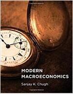 Modern Macroeconomics (Hardcover)