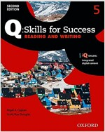 Q Skills for Success: Level 5: Reading & Writing Student Book with IQ Online (Package, 2 Revised edition)
