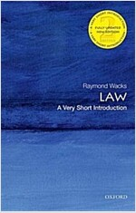 Law: A Very Short Introduction (Paperback, 2 Rev ed)