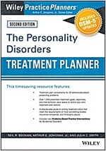 The Personality Disorders Treatment Planner (Paperback, 2 Rev ed)
