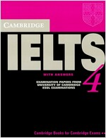 Cambridge IELTS 4 Student's Book with Answers : Examination Papers from University of Cambridge ESOL Examinations (Paperback)
