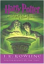 Harry Potter and the Half-blood Prince (Cassette, Unabridged)