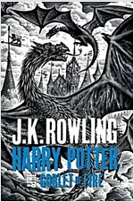 Harry Potter and the Goblet of Fire (Hardcover)