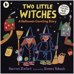 Two Little Witches (Paperback)