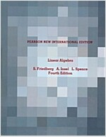 Linear Algebra (Paperback, Pearson New International Edition)