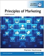 Principles of Marketing, Global Edition (Paperback, 16 ed)