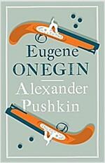Eugene Onegin (Paperback, Dual language ed)