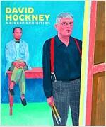 David Hockney: A Bigger Exhibition (Hardcover)