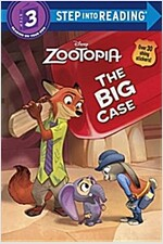 Zootopia the Big Case (Paperback)