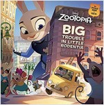 Zootopia Big Trouble in Little Rodentia (Paperback)
