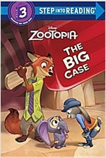 Zootopia the Big Case (Library Binding)