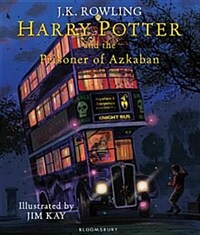 Harry Potter and the Prisoner of Azkaban (Hardcover, Illustrated Ed)