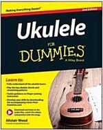 Ukulele for Dummies (Paperback, 2, Revised)