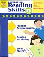 EM Developing Reading Skills B : Student Book (Paperback + CD, New Edition)