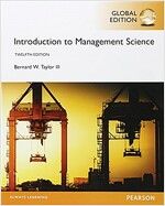 Introduction to Management Science, Global Edition (Paperback, 12 ed)