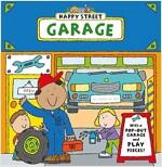 Happy Street: Garage (Board Book)