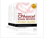 Wiley Cpaexcel Exam Review 2016 Study Guide January: Set (Paperback, 15)