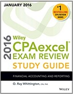 Wiley Cpaexcel Exam Review 2016 Study Guide January: Financial Accounting and Reporting (Paperback, 15)