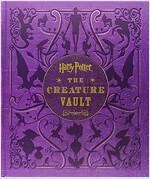 Harry Potter : The Creature Vault (Hardcover)