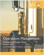 Operations Management: Processes and Supply Chains, Global Edition (Paperback, 11 ed)