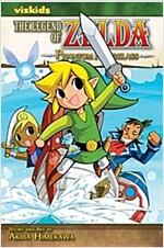 The Legend of Zelda, Volume 10: Phantom Hourglass (Paperback)