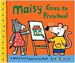 Maisy Goes to Preschool (Paperback)