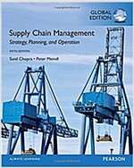Supply Chain Management: Strategy, Planning, and Operation, Global Edition (Paperback, 6 ed)