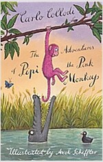 The Adventures of Pipi the Pink Monkey (Paperback)