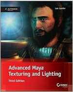 Advanced Maya Texturing and Lighting (Paperback, 3, Revised)
